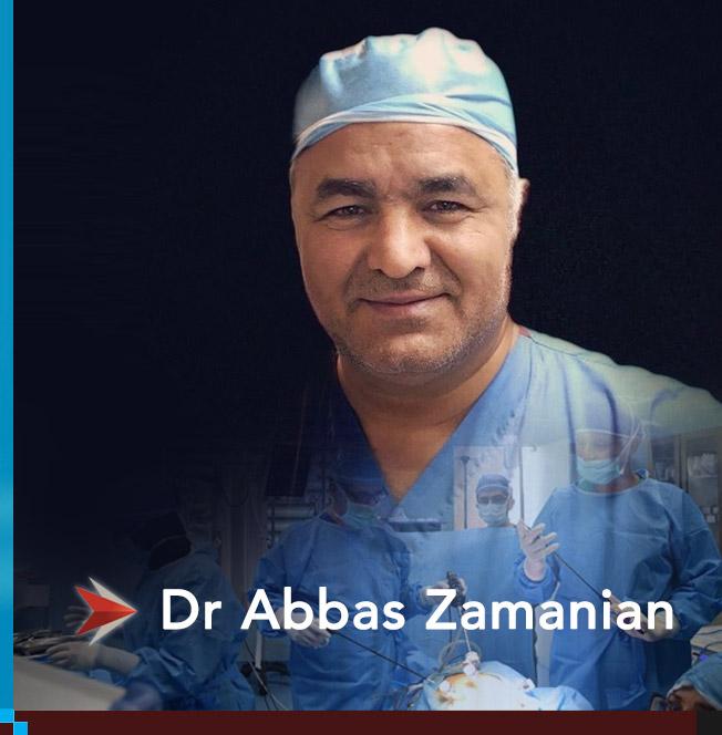 متخصصی جراحی عمومی