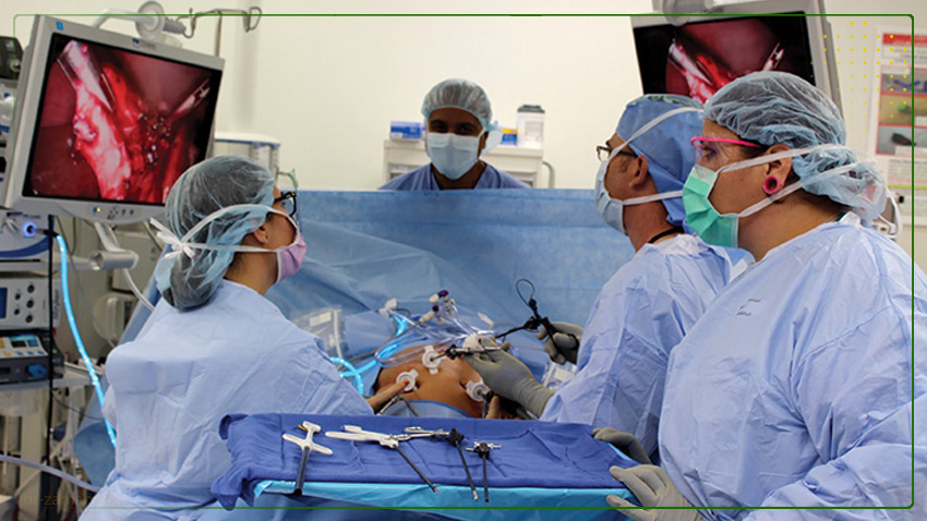 جراحی لاپاراسکوپی چیست